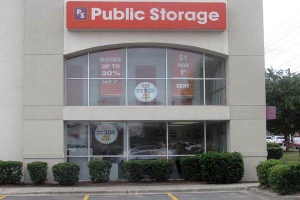 Public Storage - Charlotte - 10621 Park Road 10621 Park Road Charlotte, NC - Photo 0