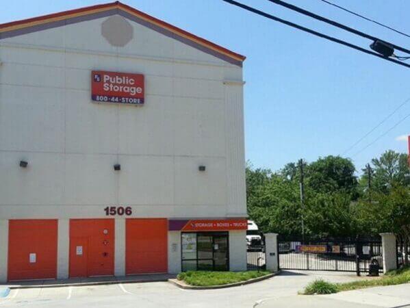 Public Storage - Atlanta - 1506 Howell Mill Road NW 1506 Howell Mill Road NW Atlanta, GA - Photo 0