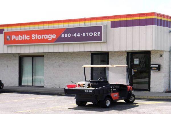 Public Storage - Springfield - 601 W Leffel Lane 601 W Leffel Lane Springfield, OH - Photo 0