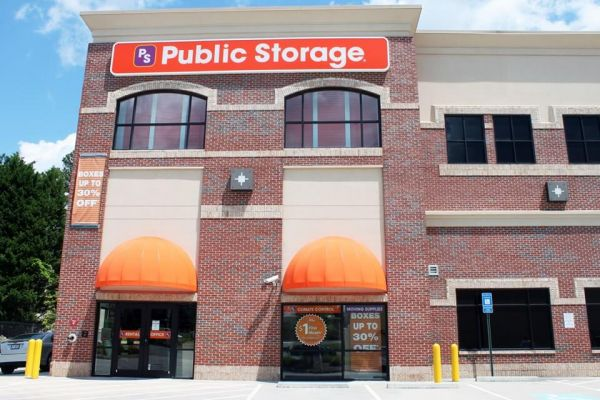 Public Storage - Marietta - 4951 Lower Roswell Road 4951 Lower Roswell Road Marietta, GA - Photo 0