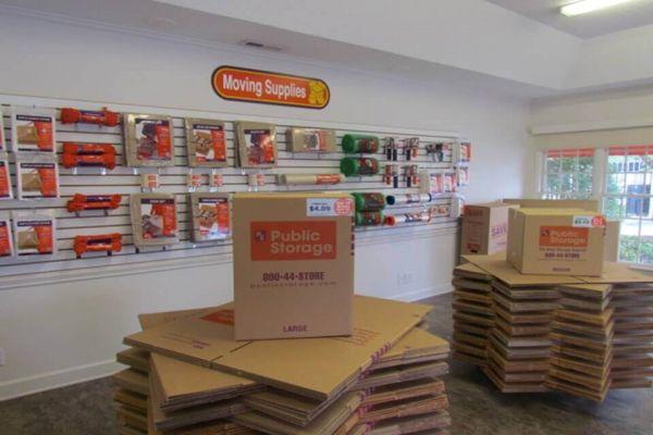 Public Storage - Greensboro - 321 N Chimney Rock Road 321 N Chimney Rock Road Greensboro, NC - Photo 2