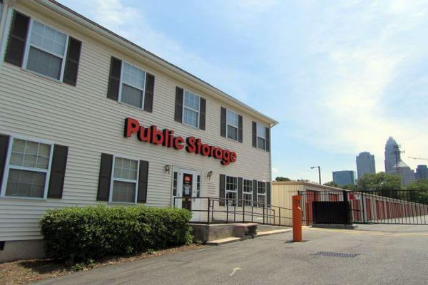 Public Storage - Charlotte - 1001 N Tryon St 1001 N Tryon St Charlotte, NC - Photo 0