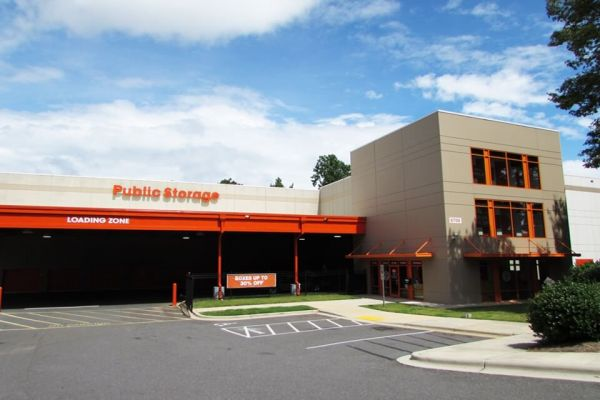 Public Storage - Charlotte - 6700 Reames Rd 6700 Reames Rd Charlotte, NC - Photo 0
