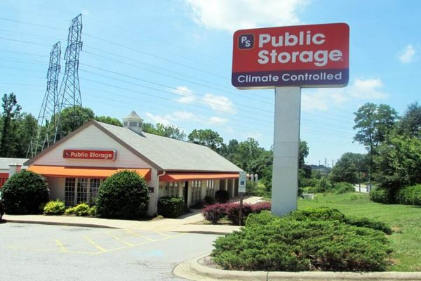 Public Storage - Greensboro - 1110 East Cone Blvd 1110 East Cone Blvd Greensboro, NC - Photo 0