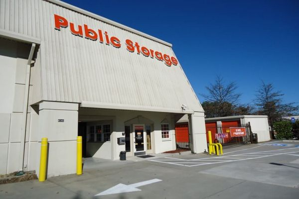 Public Storage - Dunwoody - 4340 Dunwoody Park 4340 Dunwoody Park Dunwoody, GA - Photo 0
