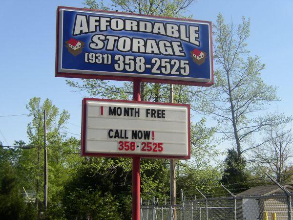 AFFORDABLE STORAGE 2292 State Highway 48 Clarksville, TN - Photo 1