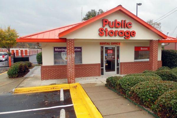 Public Storage - Charlotte - 4730 N Tryon St 4730 N Tryon St Charlotte, NC - Photo 0