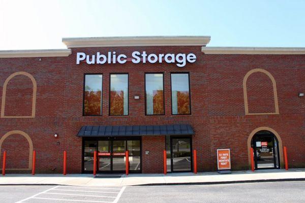 Public Storage - Alpharetta - 530 S Main St 530 S Main St Alpharetta, GA - Photo 0