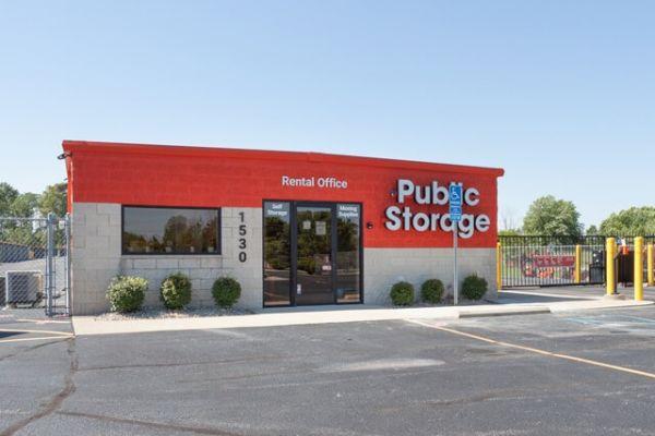 Public Storage - Brownsburg - 1530 W Northfield Dr