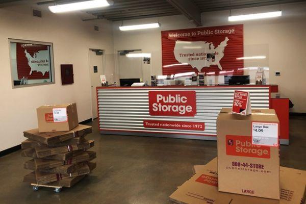 Public Storage - St Louis - 1150 S 3rd Street 1250 S 3rd Street St Louis, MO - Photo 1