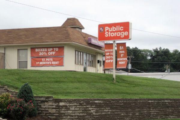 Public Storage - St Louis - 3192 S Brentwood Blvd 3192 S Brentwood Blvd St Louis, MO - Photo 0