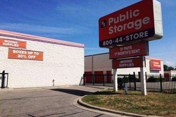 Public Storage - Richfield - 200 W 78th Street 200 W 78th Street Richfield, MN - Photo 0