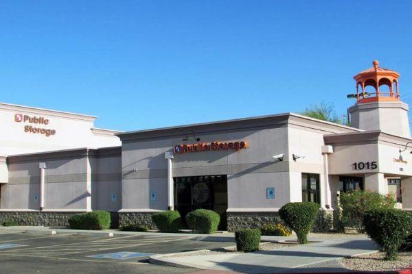 Public Storage - Gilbert - 1015 S Val Vista Dr Ste 100 1015 S Val Vista Dr Ste 100 Gilbert, AZ - Photo 0