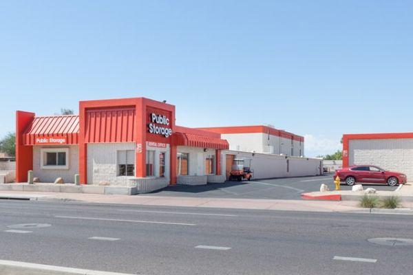 Public Storage - Phoenix - 1808 W Camelback Rd