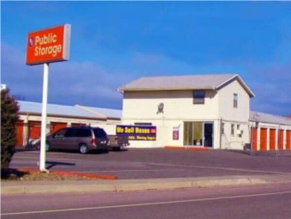 Public Storage - Colorado Springs - 3436 Sinton Road 3436 Sinton Road Colorado Springs, CO - Photo 0