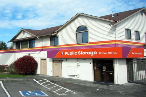Public Storage - Kent - 27000 Pacific Highway S 27000 Pacific Highway S Kent, WA - Photo 0