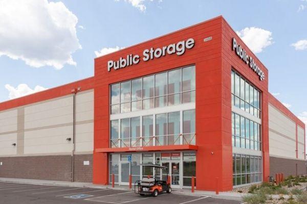 Public Storage - Colorado Springs - 3488 Astrozon Blvd 3488 Astrozon Blvd Colorado Springs, CO - Photo 0