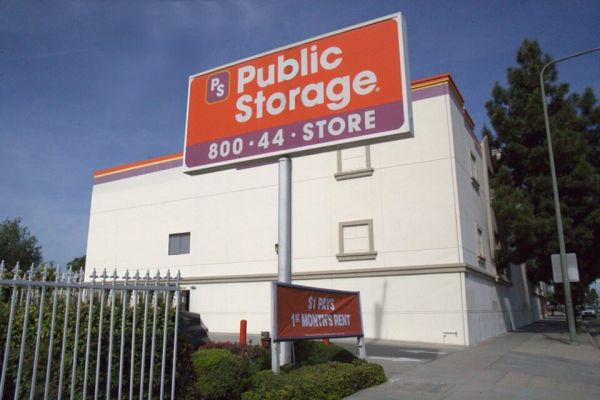 Public Storage - Los Angeles - 2703 Martin Luther King Blvd 2703 Martin Luther King Blvd Los Angeles, CA - Photo 0