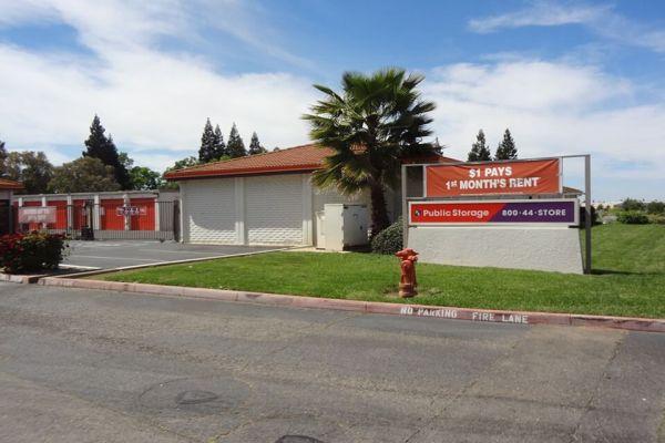 Public Storage - Rancho Cordova - 3200 Mather Field Rd 3200 Mather Field Rd Rancho Cordova, CA - Photo 0
