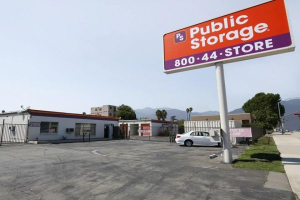 Public Storage - Monrovia - 2105 South Myrtle Ave 2105 South Myrtle Ave Monrovia, CA - Photo 0