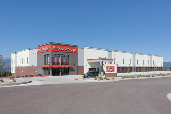 Public Storage - Colorado Springs - 3601 Blue Horizon View Dr 3601 Blue Horizon View Colorado Springs, CO - Photo 0