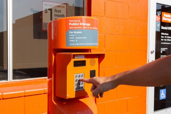 Public Storage - Santa Clara - 881 Duane Ave 881 Duane Ave Santa Clara, CA - Photo 4