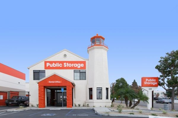 Public Storage - Orange - 623 W Collins Ave 623 W Collins Ave Orange, CA - Photo 0