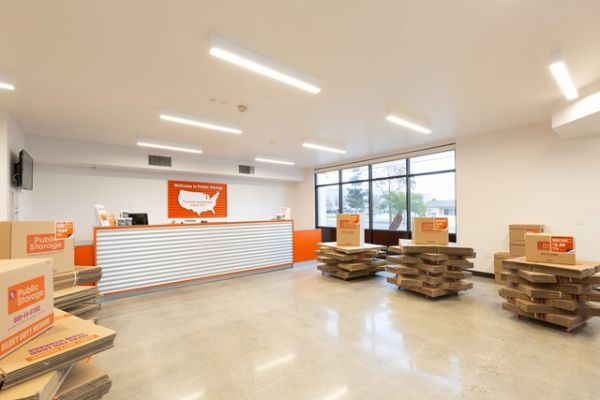 Public Storage - Orange - 623 W Collins Ave 623 W Collins Ave Orange, CA - Photo 2
