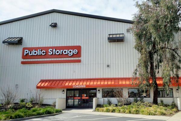 Public Storage - San Mateo - 2222 S Delaware Street
