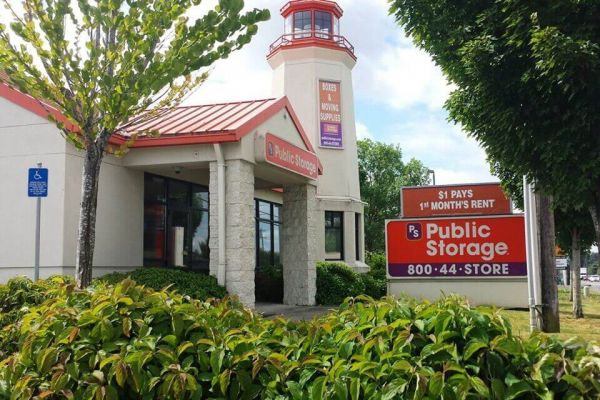 Public Storage - Tigard - 15700 SW Pacific Hwy 15700 SW Pacific Hwy Tigard, OR - Photo 0