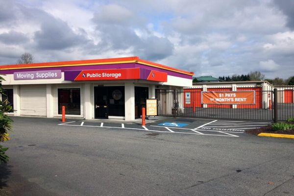 Public Storage - Federal Way - 34701 Pacific Hwy S 34701 Pacific Hwy S Federal Way, WA - Photo 0