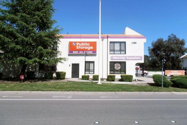 Public Storage - San Ramon - 2590 San Ramon Valley Blvd