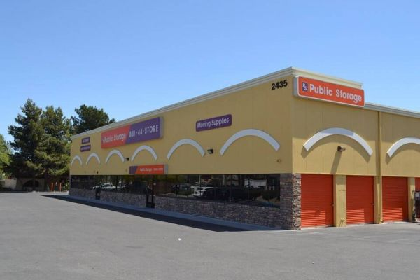 Public Storage - North Las Vegas - 2435 E Cheyenne Ave 2435 E Cheyenne Ave North Las Vegas, NV - Photo 0