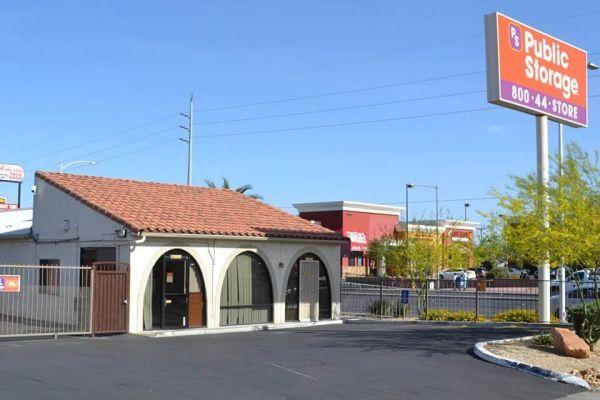 Public Storage - Las Vegas - 5050 W Charleston Blvd 5050 W Charleston Blvd Las Vegas, NV - Photo 0