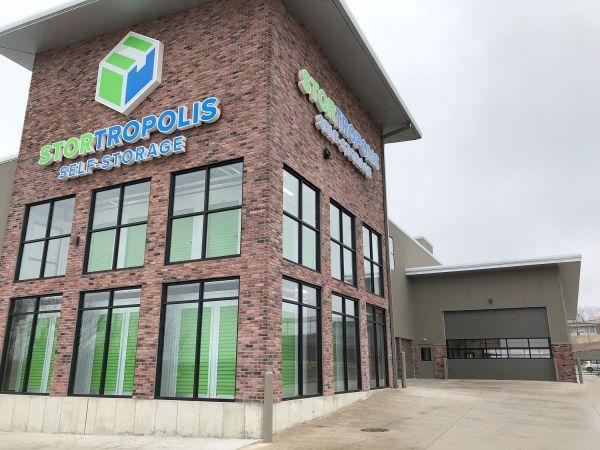 StorTropolis Self Storage - Brighton 8340 North Brighton Avenue Kansas City, MO - Photo 0