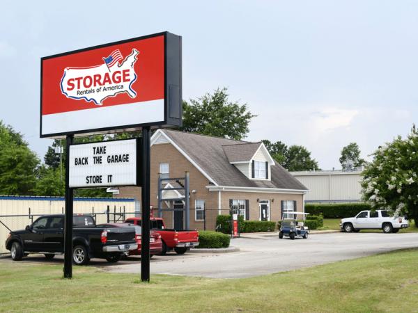 Storage Rentals of America - Grovetown - Wrightsboro Rd 5116 Wrightsboro Road Grovetown, GA - Photo 0