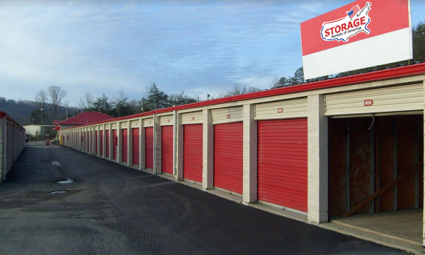 Storage Rentals of America - Knoxville - Shotsman Ln