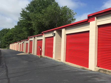 Storage Rentals of America - Spartanburg - Reidville Rd 2301 Reidville Road Spartanburg, SC - Photo 0