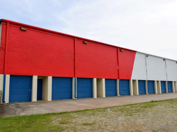 Storage Rentals of America - Spartanburg - Reidville Rd 2301 Reidville Road Spartanburg, SC - Photo 5