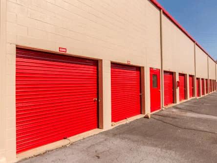 Storage Rentals of America - Spartanburg - East Main St 2100 East Main Street Spartanburg, SC - Photo 2