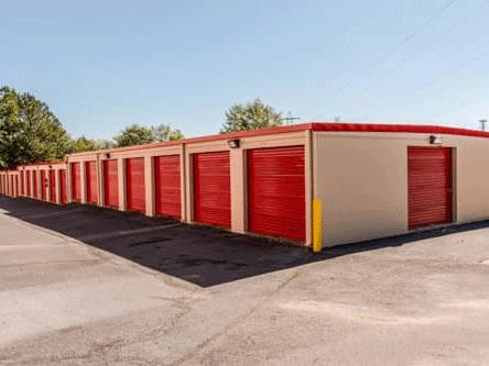 Storage Rentals of America - Spartanburg - East Main St 2100 East Main Street Spartanburg, SC - Photo 3