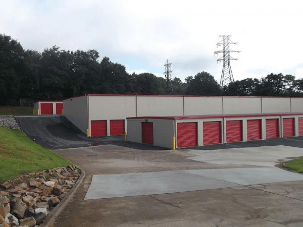 Storage Rentals of America - Spartanburg - East Main St 2100 East Main Street Spartanburg, SC - Photo 4