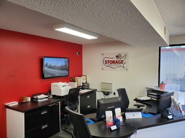 Storage Rentals of America - Simpsonville - Grandview Dr. 2926 Grandview Drive Simpsonville, SC - Photo 2