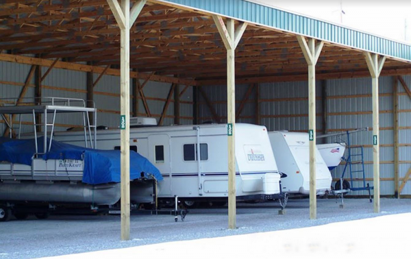 Storage Rentals of America - Old Hickory - Martingale Dr 316 Martingale Drive Old Hickory, TN - Photo 4