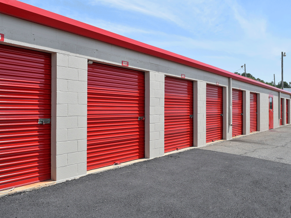 Storage Rentals of America - Rock Hill - East Main St 1220 East Main Street Rock Hill, SC - Photo 1