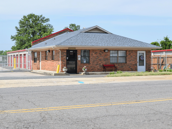 Storage Rentals of America - Rock Hill - East Main St 1220 East Main Street Rock Hill, SC - Photo 0