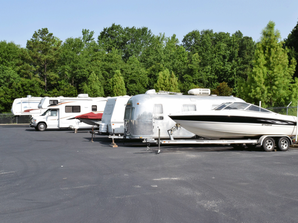 Storage Rentals of America - Florence - Pamplico Hwy 1455 Pamplico Highway Florence, SC - Photo 5