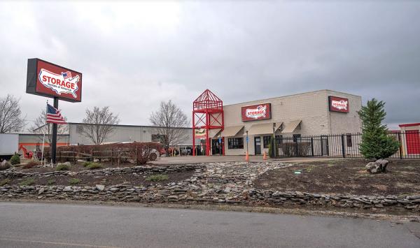 Storage Rentals of America - Murfreesboro - S Church St 2365 South Church Street Murfreesboro, TN - Photo 1