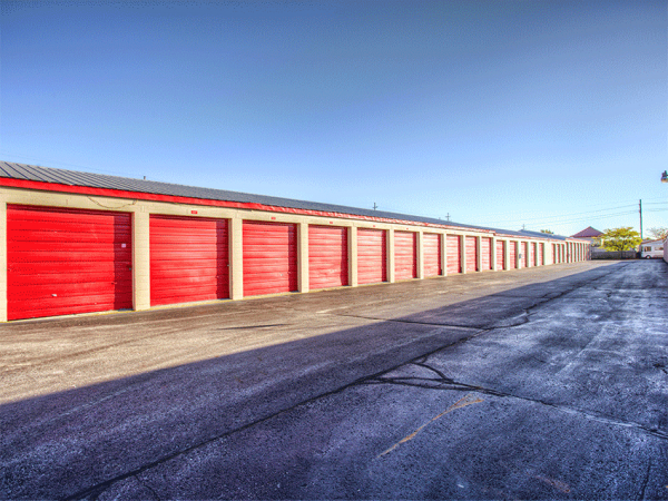 Storage Rentals of America - Grand Rapids 3040 Shaffer Avenue Southeast Grand Rapids, MI - Photo 2