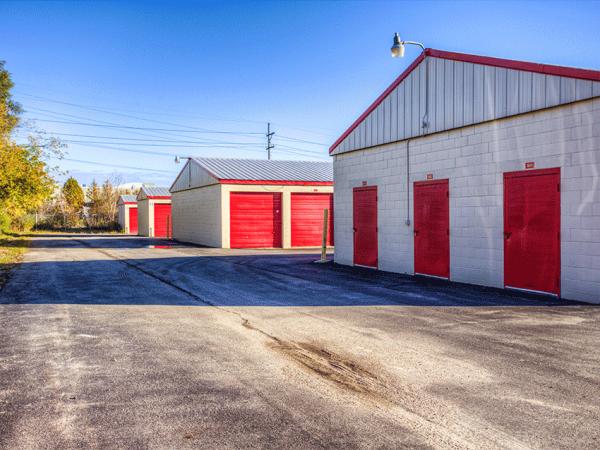 Storage Rentals of America - Grand Rapids 3040 Shaffer Avenue Southeast Grand Rapids, MI - Photo 4